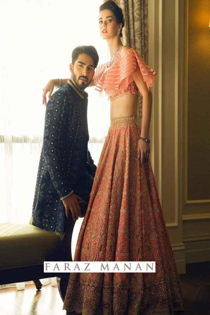 Autumn Winter Dresses Royal Radiance - Coral Jacket