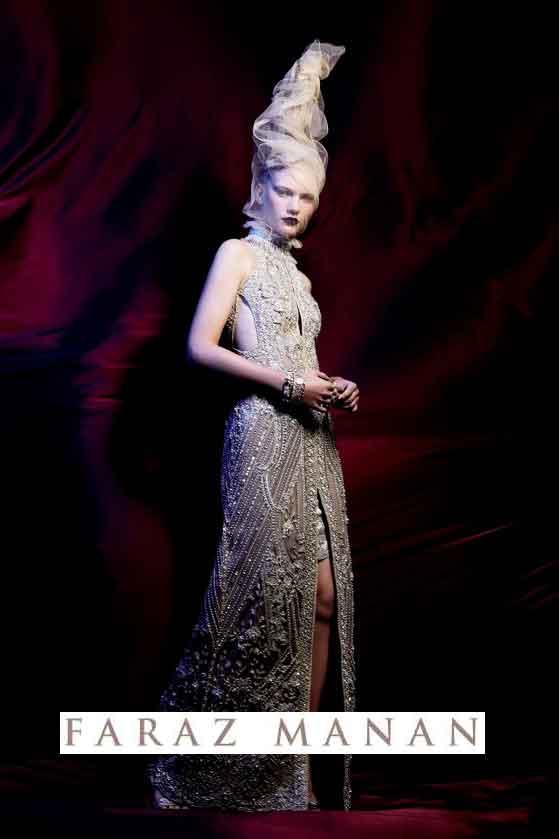 Occasion Dresses by Faraz Manan