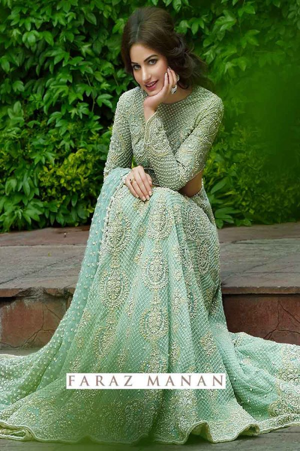 Florence Dress by Faraz Manan