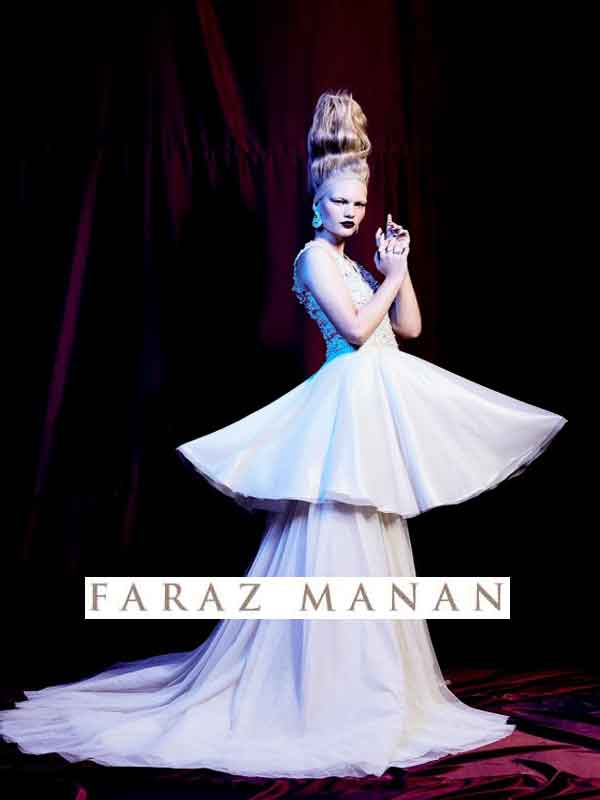 Umbrella Tier by Faraz Manan